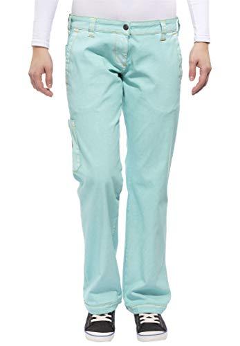 Pantalon Femme Turquoise Dani's 1nxutqiwq Chillaz Washed 2015 Aqua q5gUwE