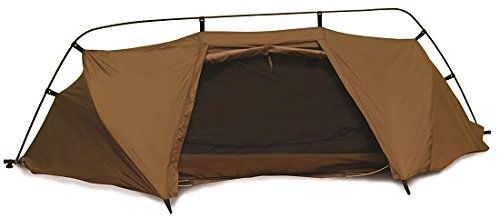 Catoma Armadillo 64570F COYOTE BROWN 1 Person Tactical Combat Shelter Tent