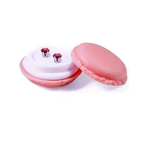 db0a41f67 HomeJewelleryWomenEarringsYellow Chimes Crystals from Swarovski Stud  Earrings in Macaroon Box for Women and Girls (Garnet). 🔍. Earrings ...