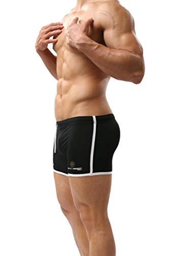 Nero Nero Quick Uomo Dimensione Da Xl colore Pantaloncini Corti E Per Uomo Bagno Dry Rigidi Grossartig xa7wBnqZpp