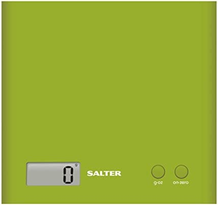1066 GNDR, ARC KITCHEN SCALE - GREEN