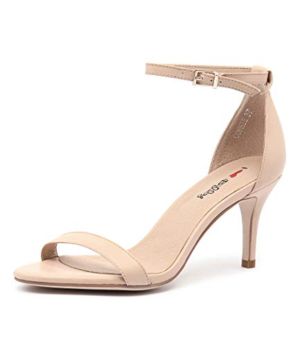 SMOOTH Heels Womens Connie BILLY Shoes Womens LOVE NUDE I gwB8AA