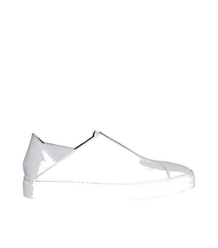 Doucals Espadrille Dhommes En Blanc Eric Blanc W16