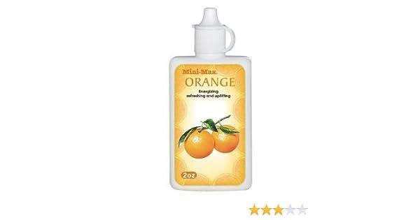 Amazon.com: Mini-Max World Headquarters LLC 2OZ-ORNG Mini Max True Essential Oil Fragrances - Orange: Home & Kitchen