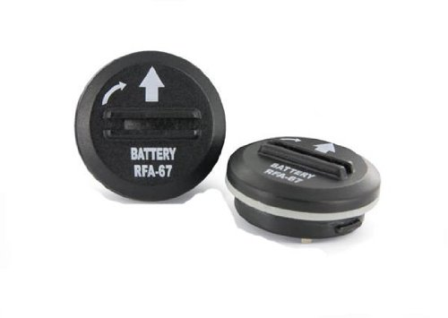 Petsafe Pif 275 - Pet Safe RFA-67D 6-Volt Battery, Economy, 4-Pack