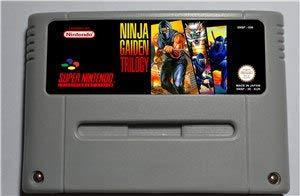 Value-Smart-Toys - Ninja Gaiden Trilogy - Action Game Card EUR Version