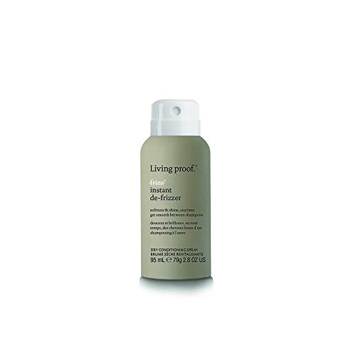 Living Proof Instant De-Frizzer Dry Conditioning Spray ~ Travel Size 2.8 Ounce ()