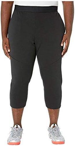 [NIKE(ナイキ)] メンズパンツ・ショーツ等 Big & Tall Dry Fleece Pants 3QT Hyper Dry Black/Black 3XL [並行輸入品]
