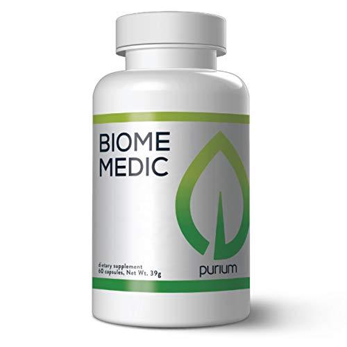 Purium Biome Medic - 60 Vegan Capsules - Gut Health Support