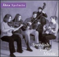 Swedish Fiddle Music SACD