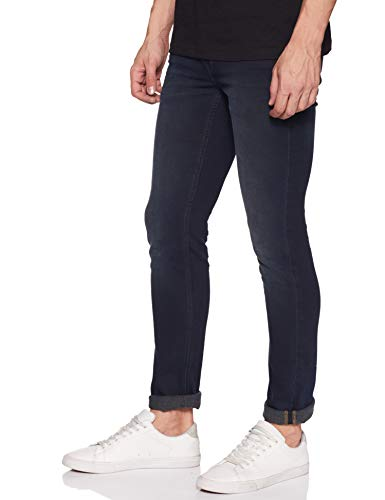 US Polo Association Men's Skinny Fit Jeans 2021 June Care Instructions: Machine Wash Fit Type: Skinny Color:Blue