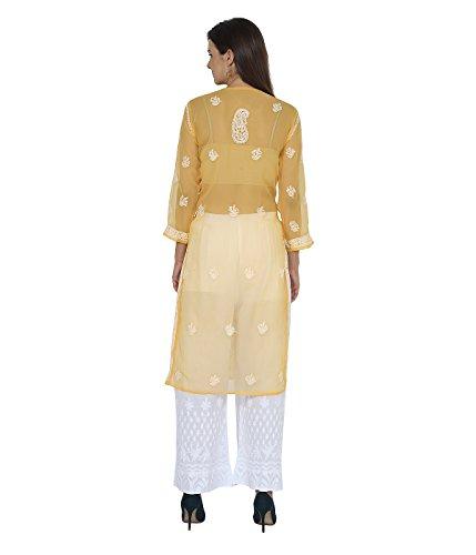Pumpkin Orange Para Mujer Indiankala4u Vestido Ctwq00P