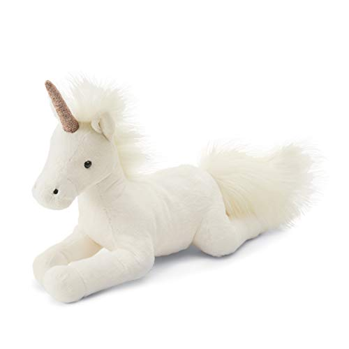 Jellycat Luna Unicorn Stuffed Animal, Large, 16 inches
