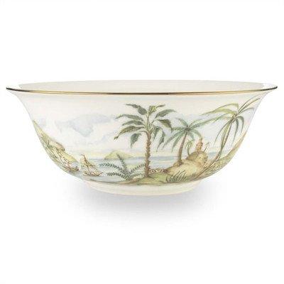 British Colonial Tradewind Serving Bowl
