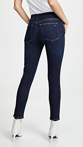 Mid Vaqueros Bone Rag Pantalones Azul Skinny Cate rise And Mujeres qfgxRwIZ