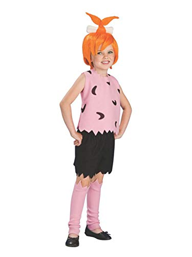The Flintstones Pebbles Costume - One Color - Large