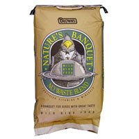 Natures Banquet No Waste Bird Food, 20 Lbs by F.M. Brown's Sons, Inc.