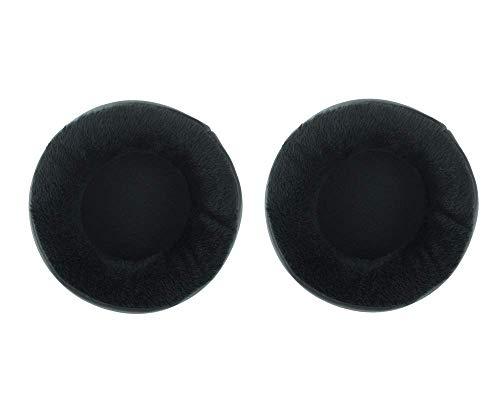 1 Pair of Ear Pads Cushion Cover Earpads Replacement for Razer Kraken 7.1 Pro Headphones (Black 3)