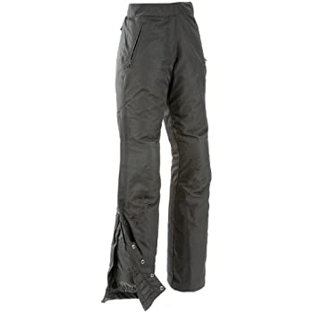 Joe Rocket Ballistic 7.0 Women's Motorcycle Riding Pants (Black, Medium)
