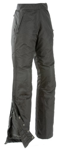Large Womens Motorcycle Pants (Joe Rocket Ballistic 7.0 Women's Motorcycle Riding Pants (Black, Large))