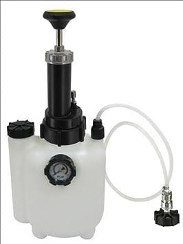 Herramienta de Tool Hub 9628 para purgado de líquido de embrague y freno de 2,5 l: Amazon.es: Coche y moto