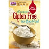 Betty Crocker Gluten Free Rice Flour Blend (Case of 6)