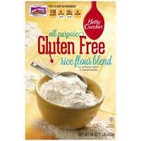 Betty Crocker Gluten Free Rice Flour Blend (Case of 6) by Betty Crocker