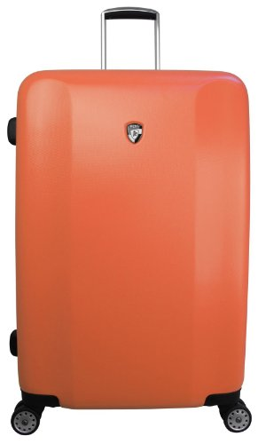 Heys - Core Quad Orange Trolley mit 4 Rollen Gross