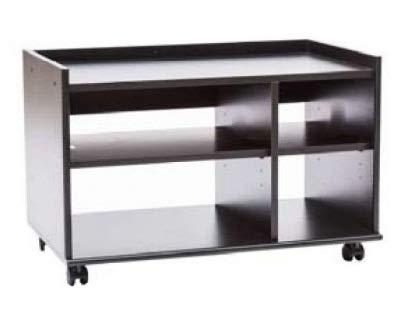 Relax e Design - Mueble con Ruedas, Color Negro, 49 x 74 x ...