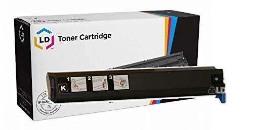 LD Compatible Toner Cartridge Replacement for Okidata