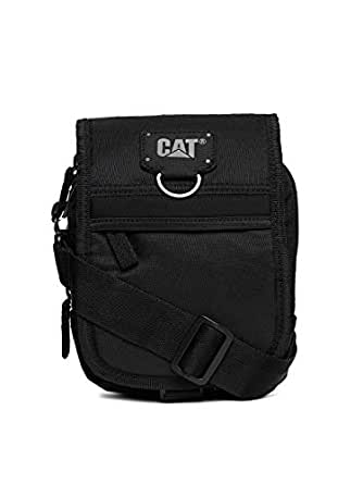Caterpillar Ronald Utility Bag, (Black), (83439-01)