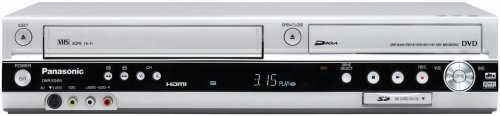 Panasonic DMR-ES45VS DVD Recorder/VCR Combo with HDMI, SD Ca