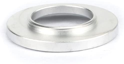 25mm Lens to 38mm Accessory Pixco 25-38mm Step-Up Metal Adapter Ring Silver