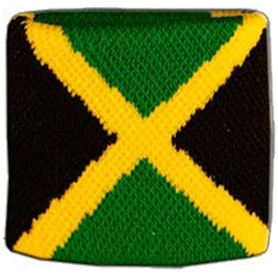 Digni Jamaica Wristband sweatband free sticker Estimated Price -
