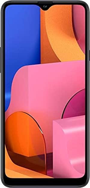 Samsung Galaxy A20s A207M 32GB DUOS GSM Unlocked Phone (International Variant/US Compatible LTE) - Black