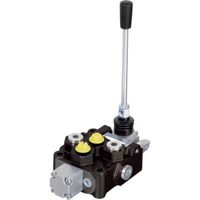 NorTrac Monoblock Hydraulic Control Valve - 12 GPM, 1 Spool