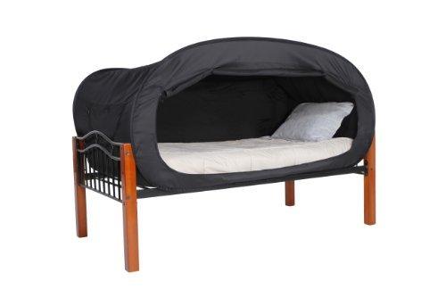 Privacy Pop Bed Tent Twin Bunk Black Buy Online In