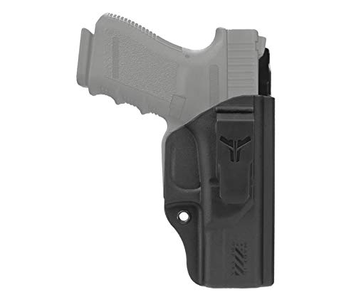 Blade-Tech Klipt Holster for Ruger LCR - IWB Concealed Carry Holster