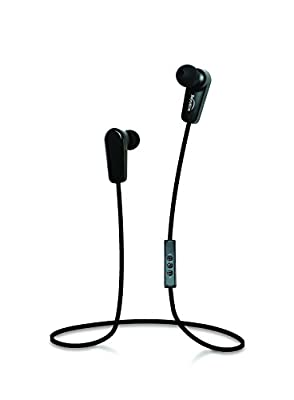 New Hi-Fi Stereo Wireless Bluetooth 4.0 Earbuds Headset headphone Built in Li-battery, Noise Cancellation Technology Bluetooth 4.0+apt-X+ A2DP Newest technology--USA Seller! quick shipping!