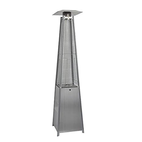 Calentador Estufa de Exterior de Cuarzo Jocel JAT011862 Potencia 13000W: Amazon.es: Hogar