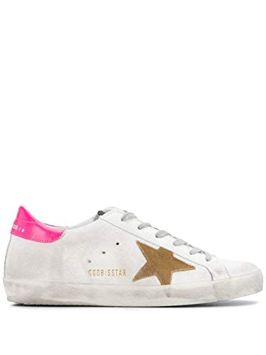 Golden Goose Luxury Fashion Womens G36WS590S81 White Sneakers | Spring Summer 20