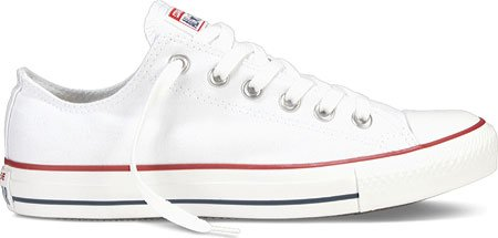 Converse Andy Warhol Banana Leather Ox Sneakers B008MLK3PQ 15 M US|optical white/white