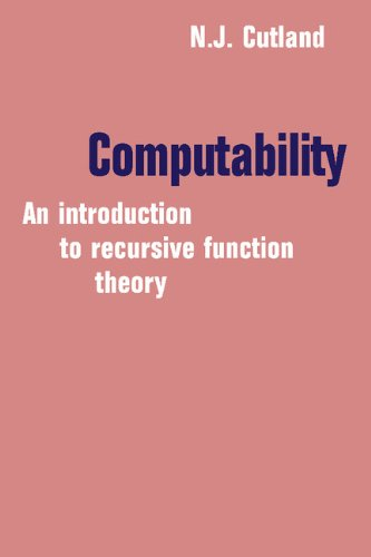 Download Computability: An Introduction to Recursive Function Theory Pdf