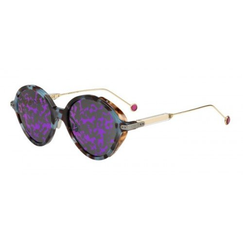 Dior Women CD UMBRAGE 52 Black/Purple Sunglasses - Dior Purple Lady
