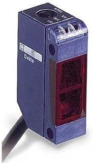 BeMatik Photoelectric cell sensor switch PNP NO+NC 10-36VDC M18 2m retroreflective