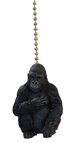 Gorilla Ceiling Fan / Light Pull