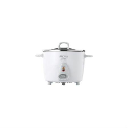 Aroma Simply Stainless 14-Cup Rice Cooker