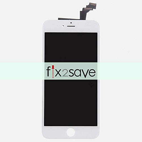 Stylish White LCD Display Lens Touch Screen Digitizer Replacement for iPhone 6 Plus 5.5