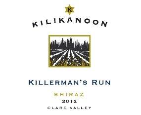 2013 Kilikanoon Killerman's Run Shiraz, South Australia 750 (Australian Shiraz Wine)