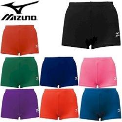 Mizuno Women's Low Rider Short , Purple, x-small (Rider Low Rise Shorts)